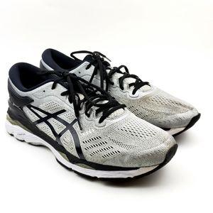Asics Gel-Kayano 24 Silver running sneakers